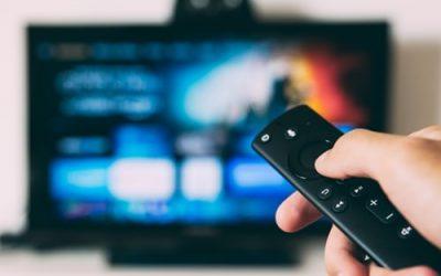 A Tiny Tantrum Toward TV